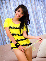 Ladyboy Tao Bumble Bee Teen