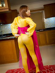 Ladyboy Patty Korean Strip