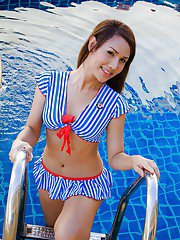 Ladyboy OIL Anchors Away