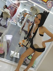 Ladyboy May Shopping Date