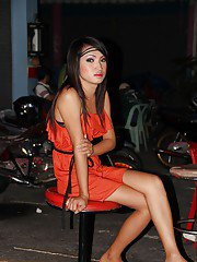 Ladyboy Candid  Collection 4