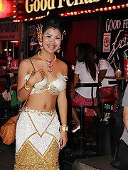 Ladyboy Candid Collection 3