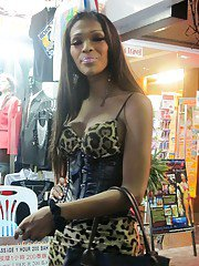 Ladyboy Candid Collection 2