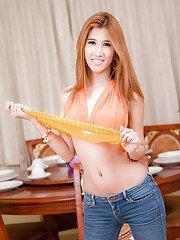 Ladyboy Jib Denim Girlfriend