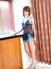Ladyboy Jane Dirty Dishes Doll