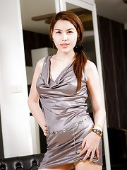 Ladyboy Grace Fashion Show Stroke