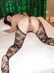 That delicious awesome Anny transsexual knows how to look smooth