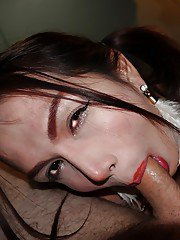 Busty Thai ladyboy Bella 3 flaunts big tits and nice anal creampie from man